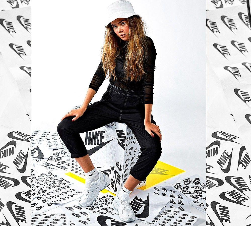 White M2K Tekno Sneaker