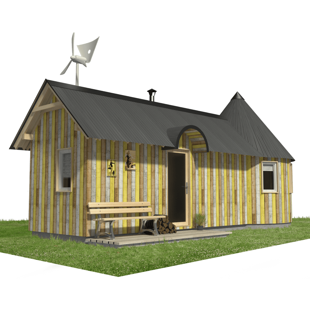 Pin On Alternative Housing
