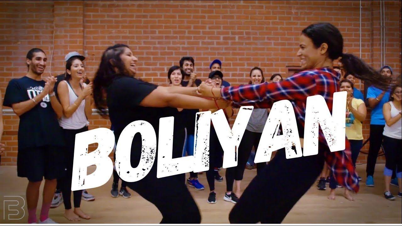 """BOLIYAN"" GIDDHASTEP Dance Lehember Hussianpuri"