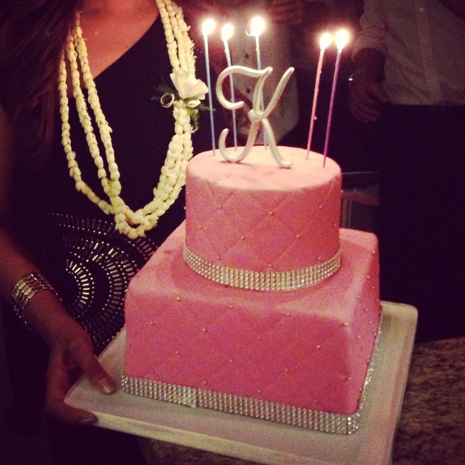 40th Birthday Cake Classy