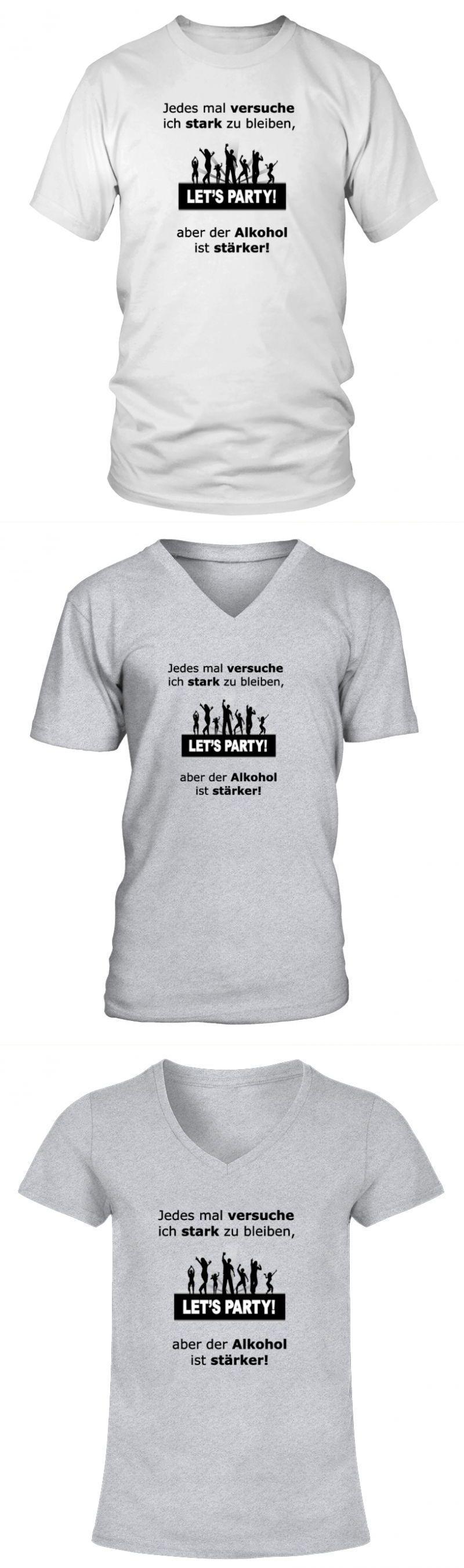 Let S Party Alkohol Spass Tanzen Freunde Oktoberfest T Shirt Damen Gunstig Shirt Designs Shirts T Shirt