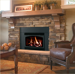Home gas fireplaces in seattle washington energy for Fireplace inserts seattle