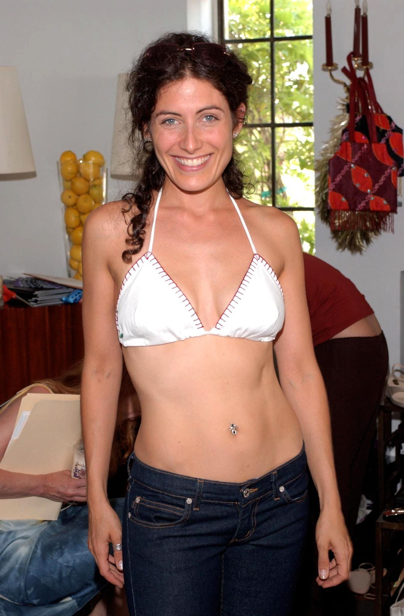 lisa edelstein height