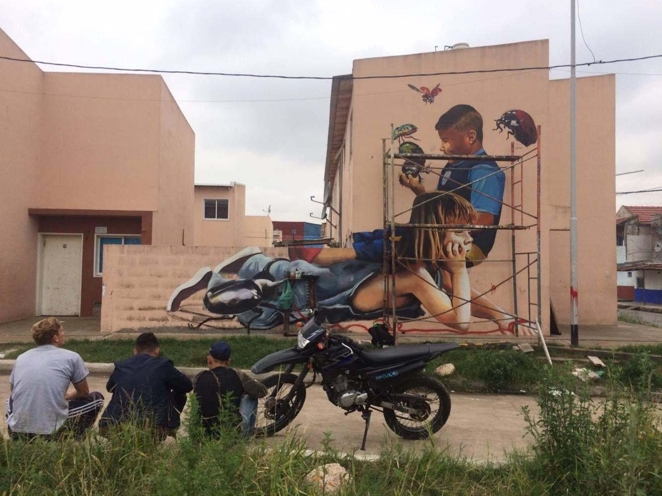 Adrian Takano Street Art
