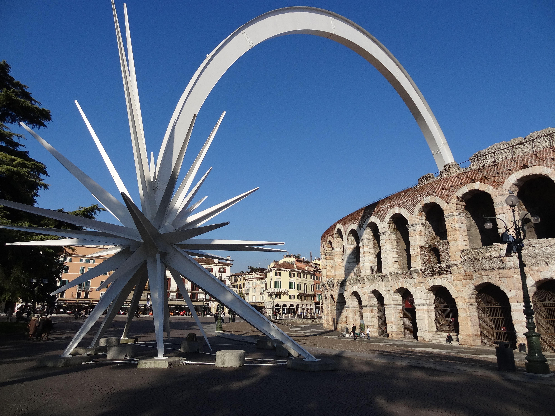 Verona Stella Di Natale.Stella Di Natale Fotografia Verona Italy E Stars