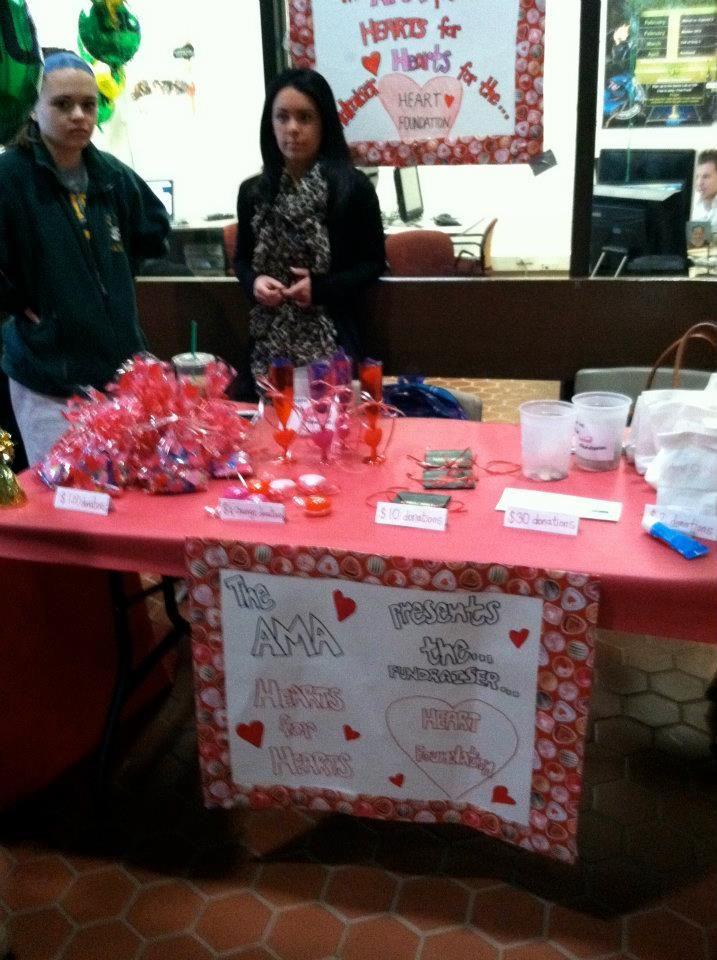 Fundraiser at Hillwood Commons LIU: Post.  #AMA #LIU #Hillwoodcommons