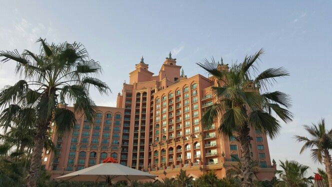 Atlantis The Palm أتلانتس النخلة Scenic Views Scenic Water Park