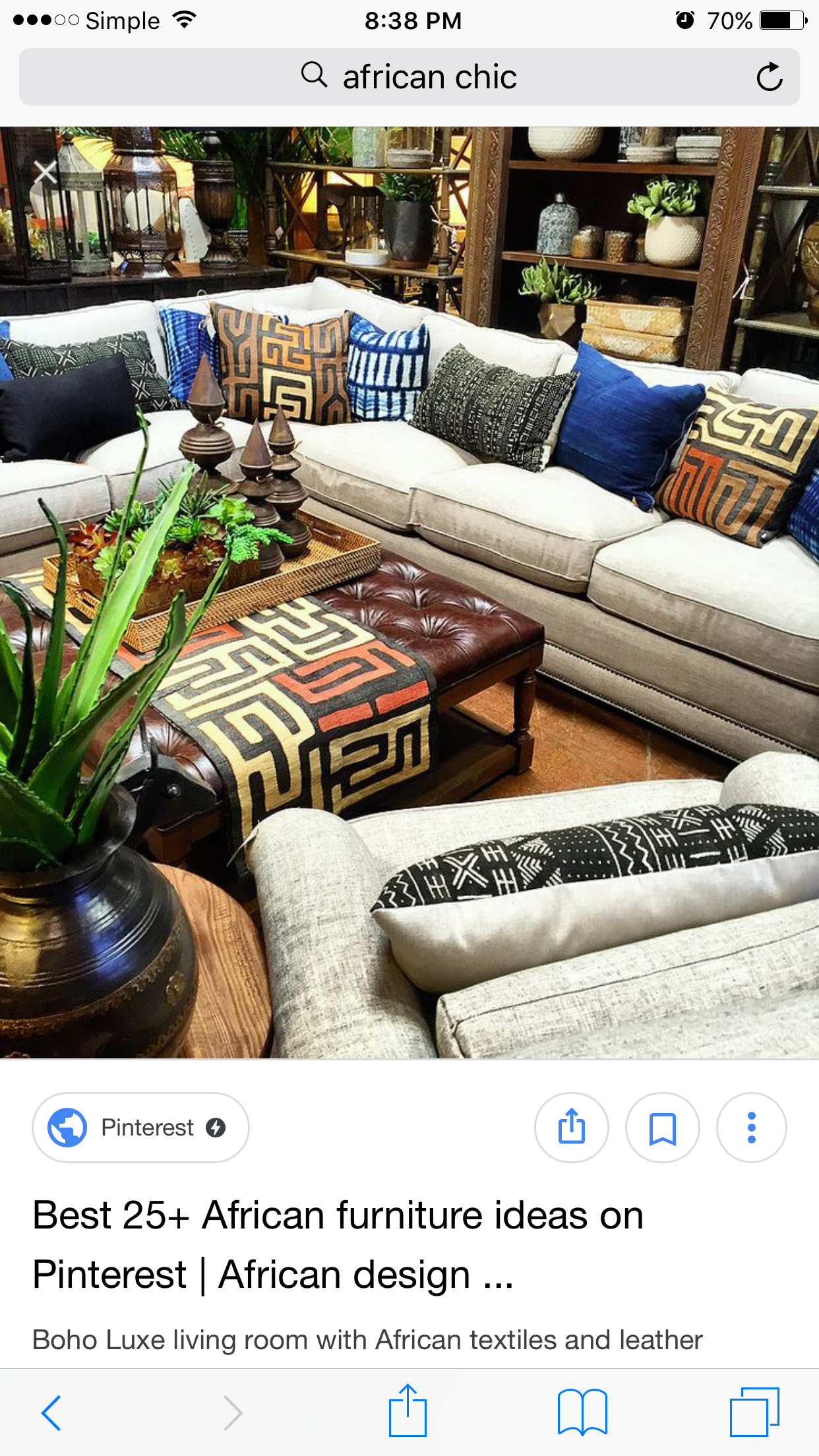 Pin By Moyosore Idowu On Homes African Home Decor African Living Rooms African Furniture