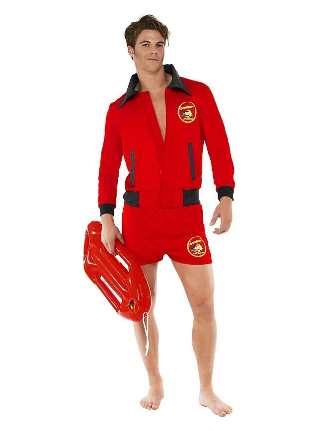 Baywatch Head Lifeguard Costume Glam Sexy Costumes – Head Lifeguard
