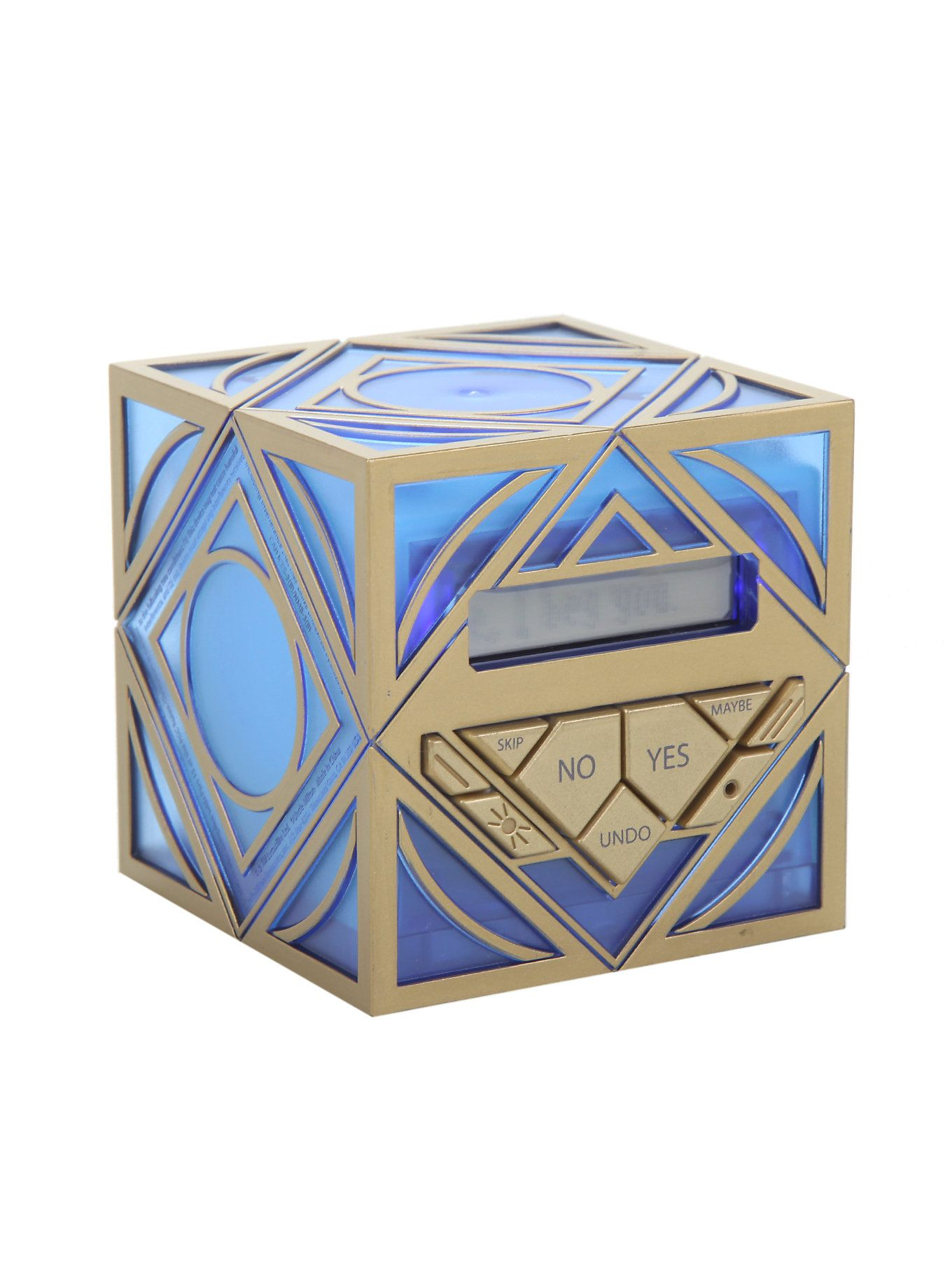Star Wars Science Jedi Holocron (With images) Star wars