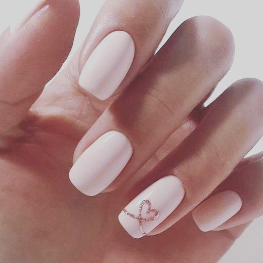 60+ Mind-blowing Wedding nail art designs for beautiful brides - CollageCab #beauty #style #fashion...