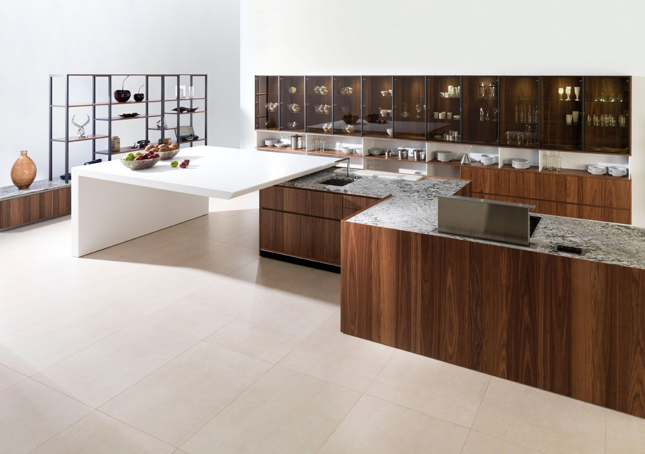 Gamadecor Presents A Wide Range Of Kitchen Furniture In Order To Create Bespoke Compositions For Every Storage Need