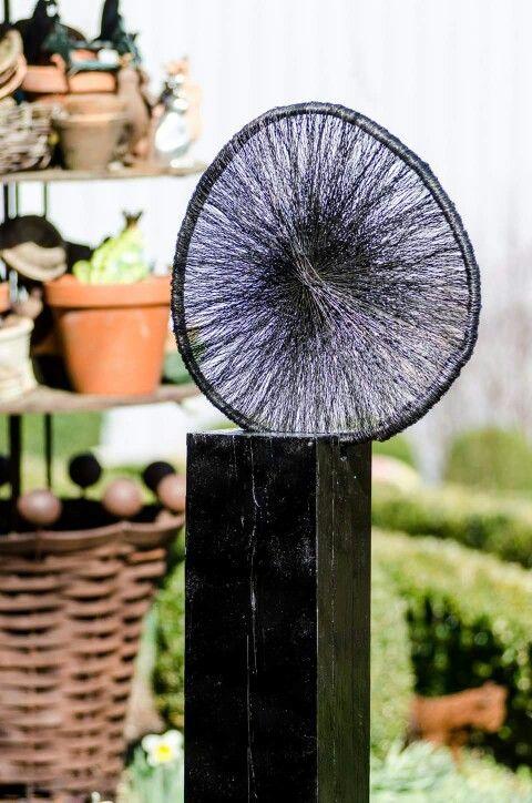 Drahtobjekt  Blumenwerk Annette Kamping