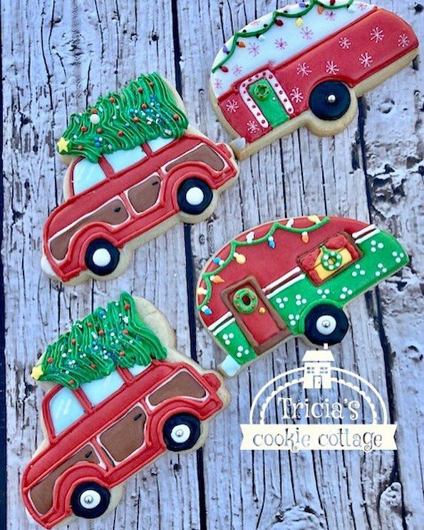 Safe travels for Christmas!!Car from sweetsugarbelle and