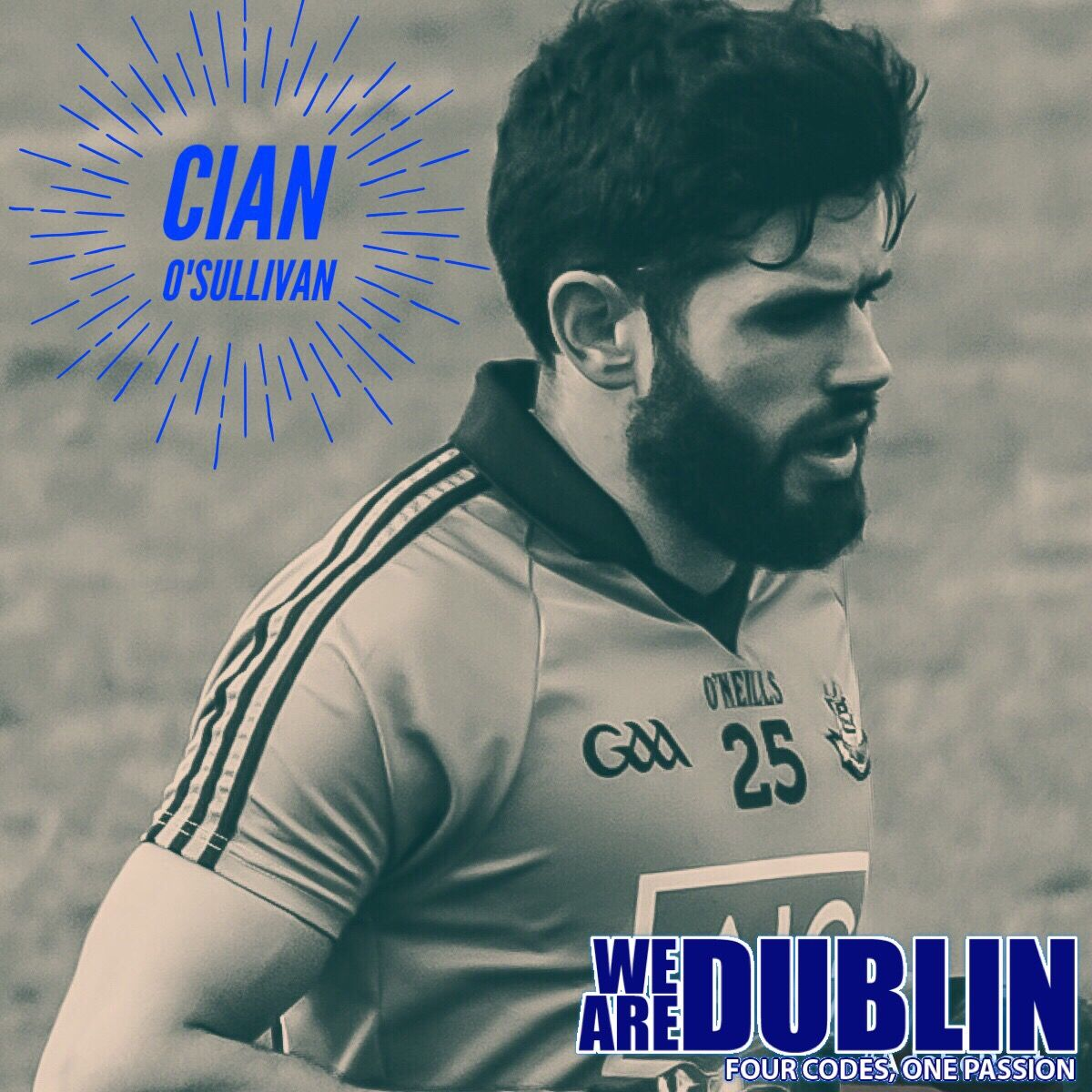 We Are Dublin DUBLIN NOT GETTING CARRIED AWAY, IT'S ONE GAME AT A TIME ACCORDING TO CIAN O'SULLIVAN - We Are Dublin