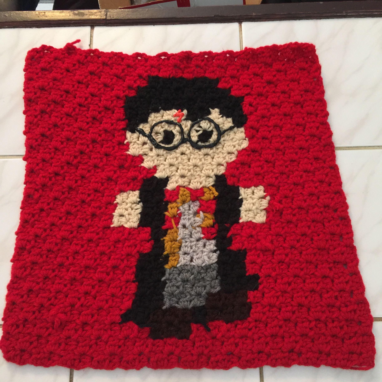 Harry Potter crochet free pattern http://twoheartscrochet.com/the ...