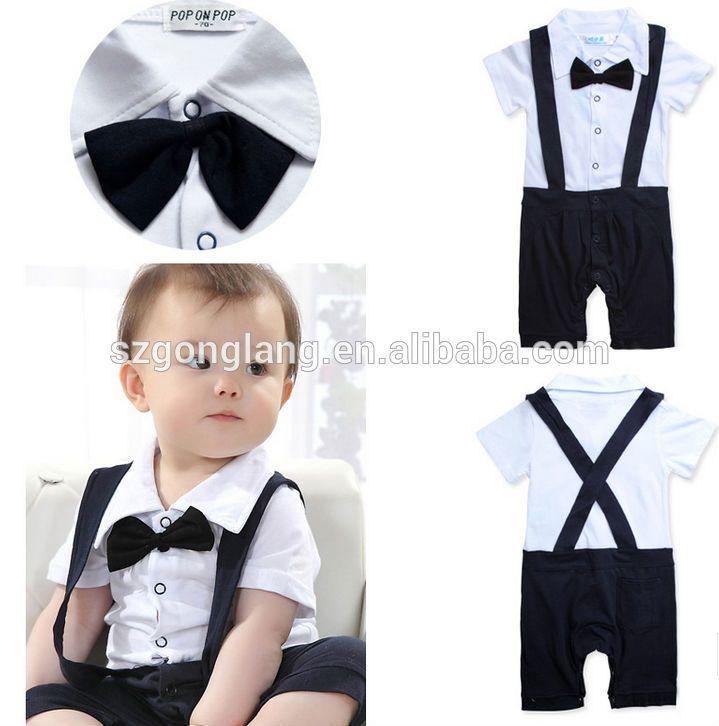 6e39069f5 Completo 1-4y 5 piezas traje formal bautizo conjunto ropa del bebé conjunto