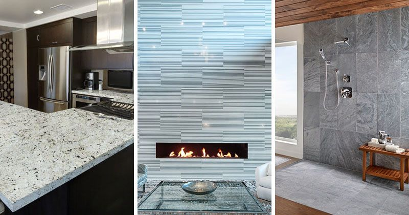 5 Reasons Why You Should Use Natural Stone For Your Interior Spaces  #ad #usenaturalstone