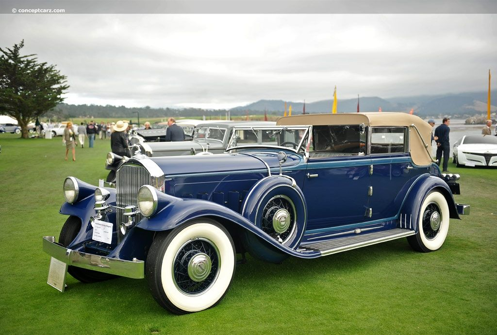 1931 Pierce Arrow Model 41 Images Vintage Cars Sedan Cabriolets