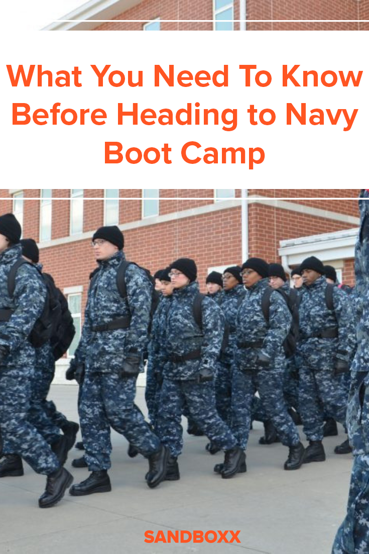 How Long Is Navy Boot Camp   Navy boots