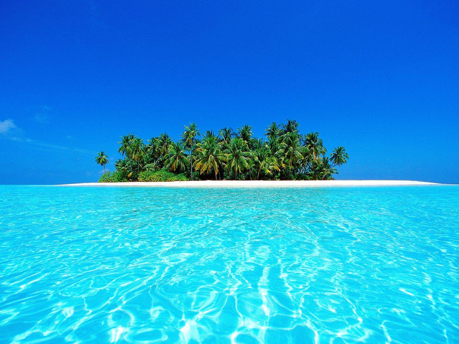 fond d'ecran gratuit ocean indien