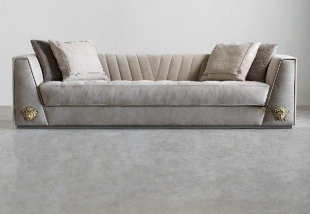 Versace Home Australia Via Gesu Sofa