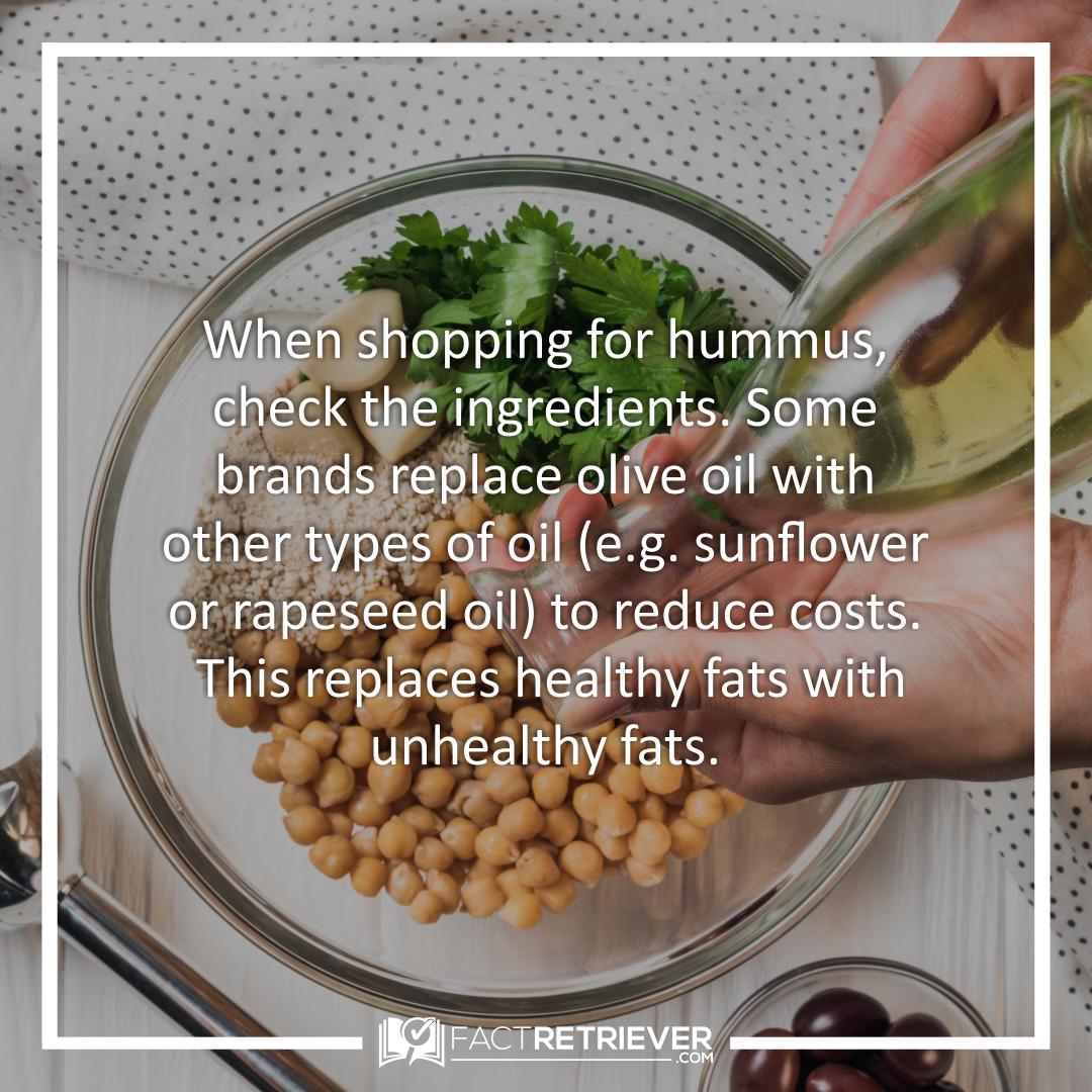 27 Interesting Hummus Nutrition Facts Factretriever Hummus Nutrition Facts Food Facts Nutrition Facts