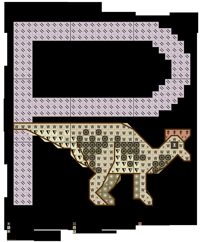 alfabeto dei dinosauri P | abeceda | Pinterest | Cross stitch ...