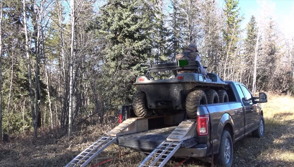 😕 Tired of pulling a trailer to haul your ARGO 6X6❓ If you