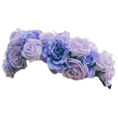 Freetoedit Image By Luide T A Transparent Flowers Flower Crown Tumblr Flower Crown