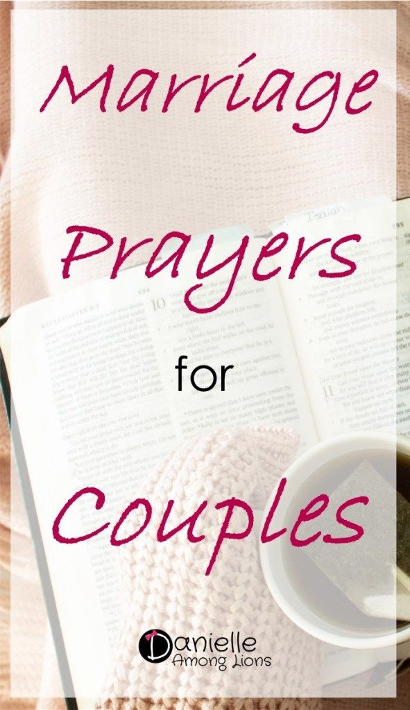 Praying Together in Marriage | Marriage | Couples prayer