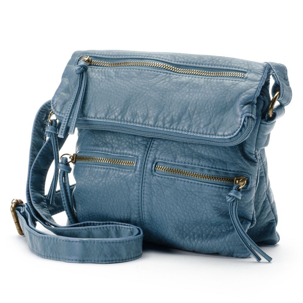 dbe3c36f7e SONOMA Goods for Life Dallas Flap Crossbody Bag