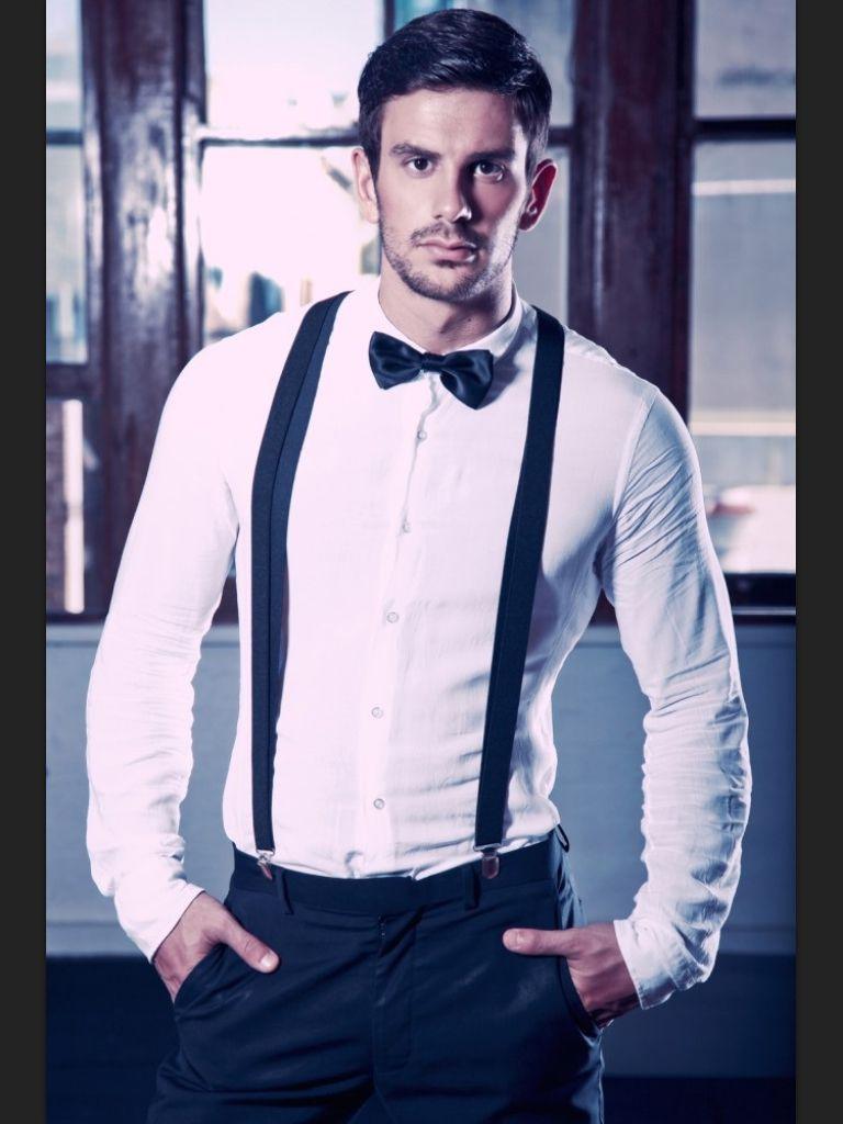 I love suspenders