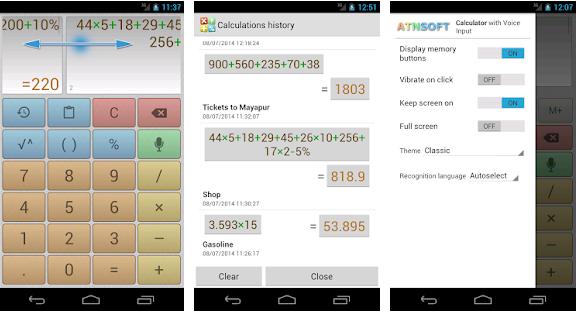Multi Screen Voice Calculator Pro v1 4 13 Apk Quickly copy