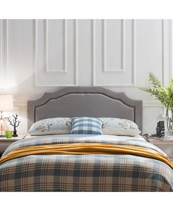 Hardel Adjustable Full/Queen Headboard, Quick Ship #coastalbedrooms