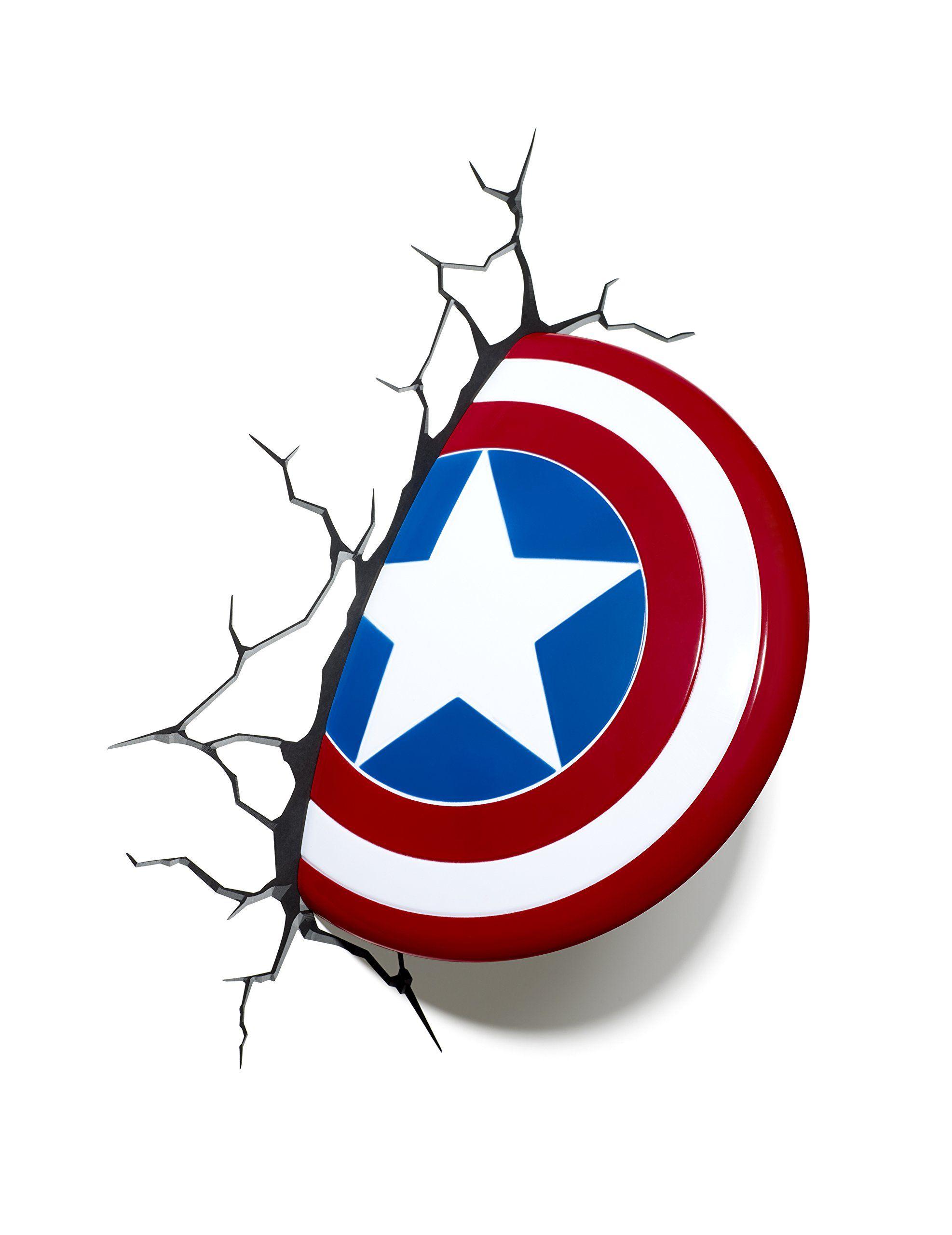 Marvel comics 3d captain america shield wall light amazonsmile marvel comics 3d captain america shield wall light amazonsmile aloadofball Choice Image