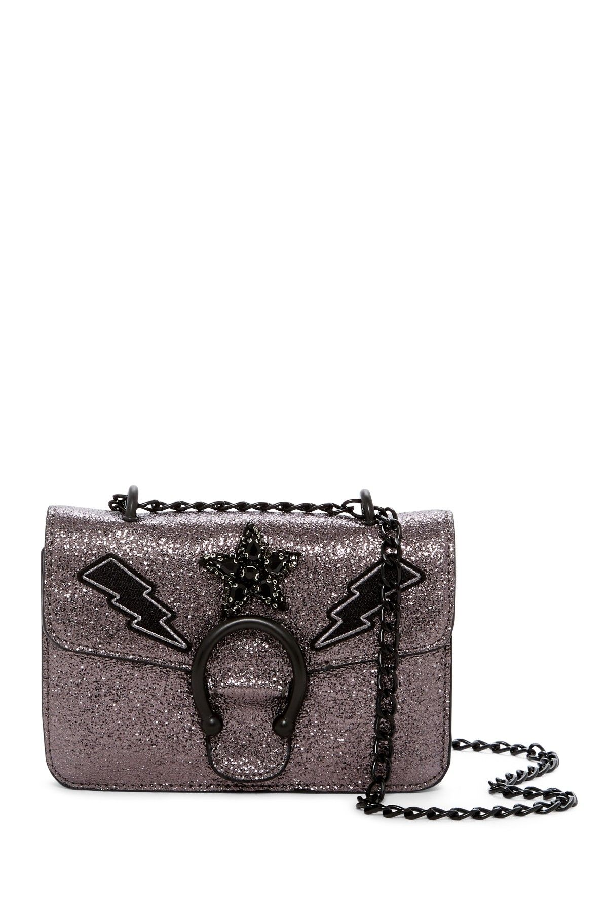 Steve Madden Syra Mini Chain Crossbody Bag  97164e4e61380