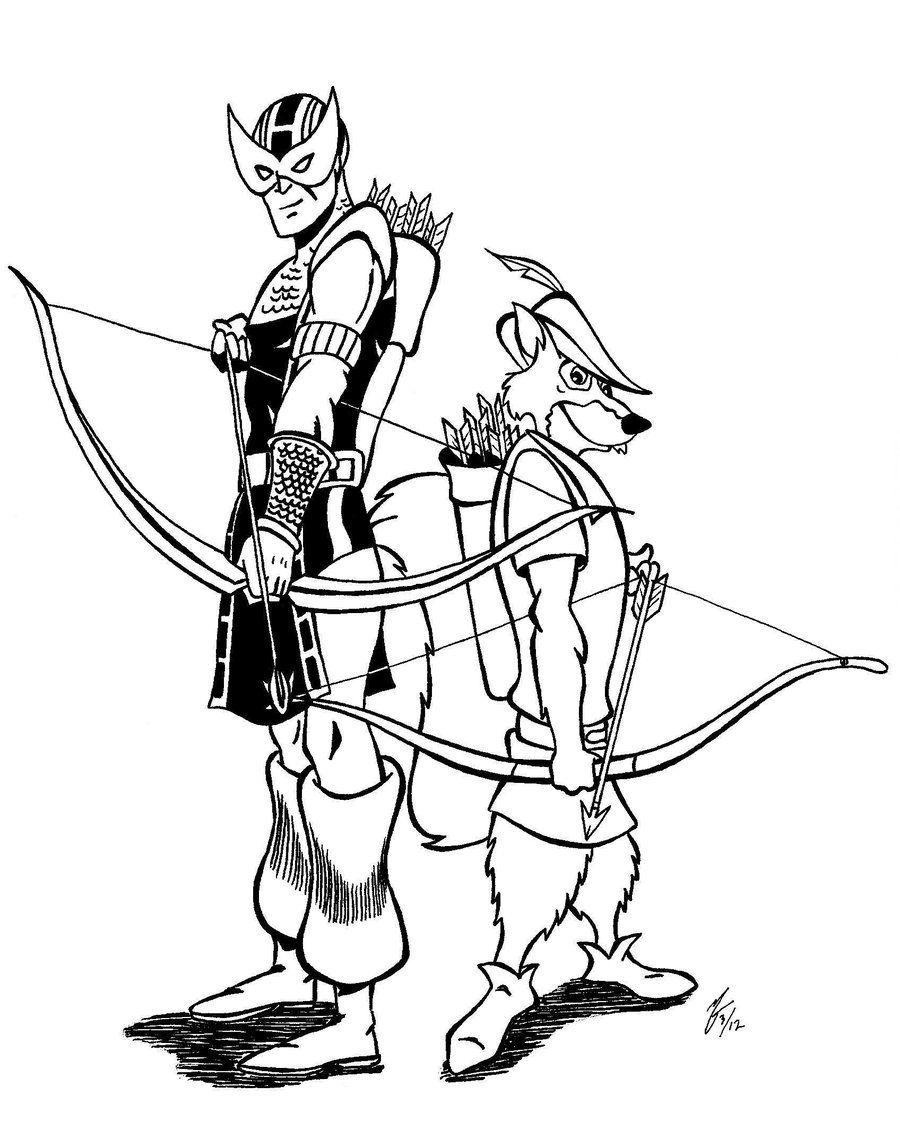 Robin Hood Coloring Pages Coloring Pages Pictures Imagixs