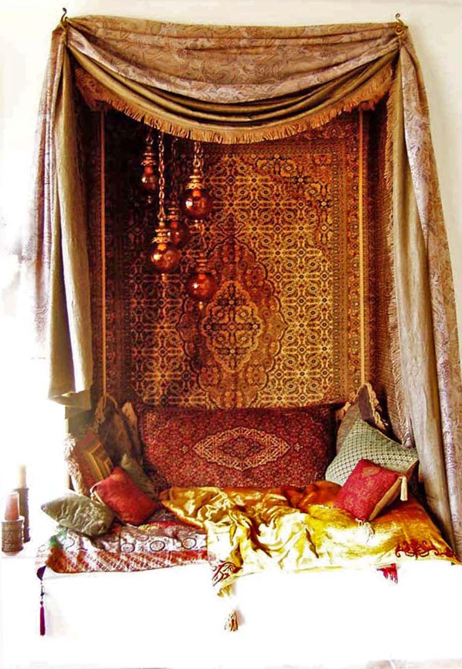 Moroccan Cozy!