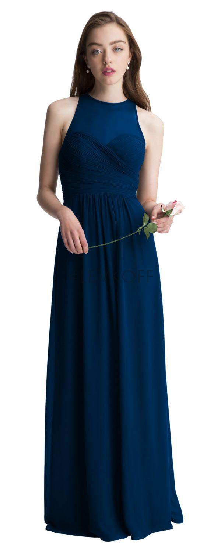 #LEVKOFF Bridesmaid Dress Style 7010