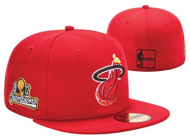 2012 nab champions heat snapbacks hats