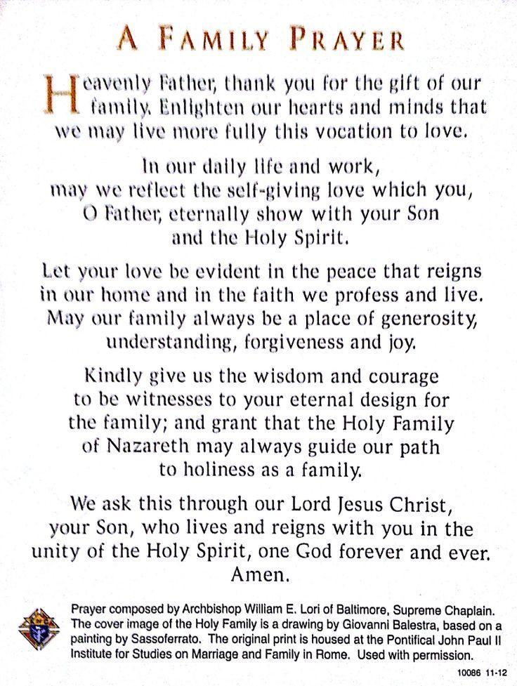 Lyric lyrics to family of god : Image result for prayers for family strength | prayers | Pinterest ...