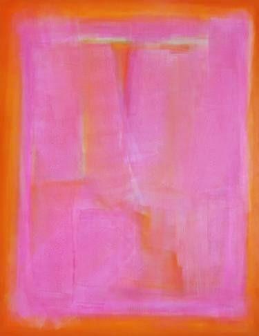 """Saatchi Art Artist Katherine Evans; Painting, """"Zen Moment III"""" #art"""