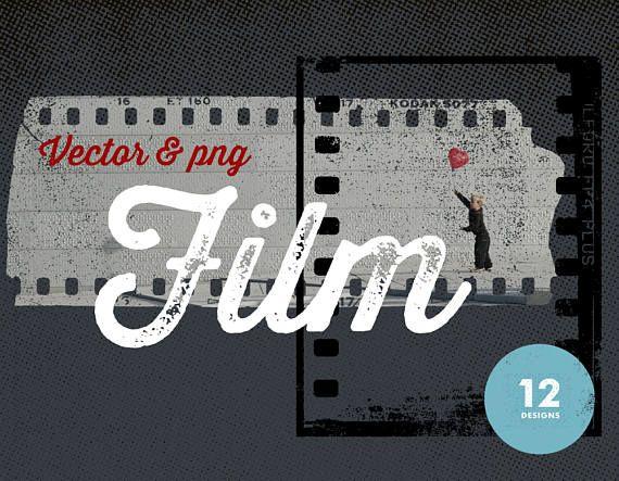 Film Textures  12 Designs