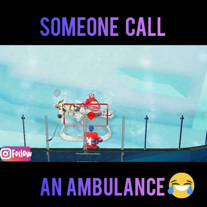 Watch Until The End 😂😂 ' Follow For More Content 🙌🙌 ' #Nhl #Nhl20 #easports #easportsitsinthegame #Hockey #snoopdogg #wow #sports #Alexovechkin #austonmatthews #NHL21 #esports #shot #scores #edit #ultimateteam #worldofchel #fortnite #celebrities #ps4 #xbox #halo    Source #Content #easport #easports #Follow #Nhl #Nhl20 #Watch