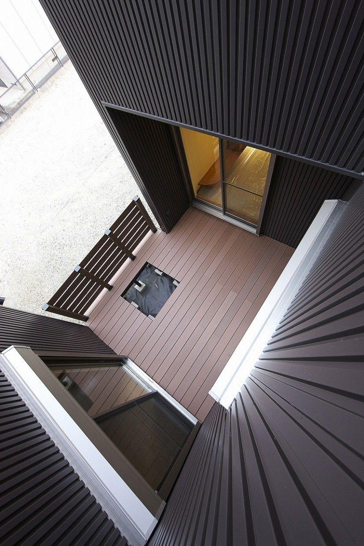 4 5mの間口から奥に広がる狭小住宅 新築 住宅 注文住宅 木造住宅