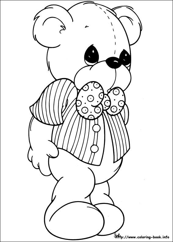 My Big Teddy Precious Moments Coloring Pages Precious Moments Coloring Pages Animal Coloring Pages Coloring Pages