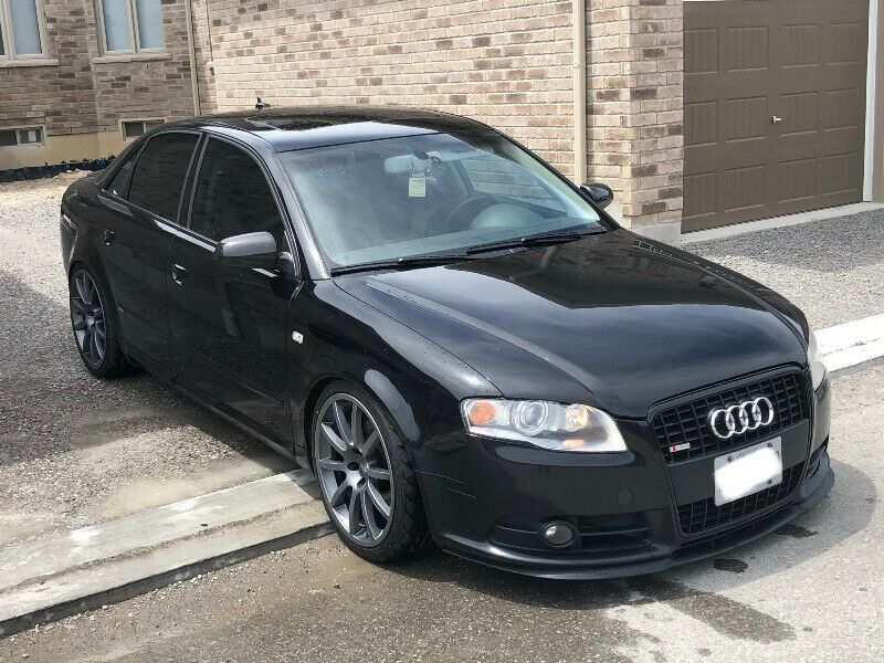 Modified Audi A4 B7 Sline Audi A4 B7 Audi A4 Audi
