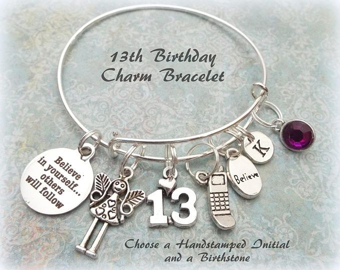 13th Birthday Gift For 13 Year Old Daughter Ideas Turning Personalized Girl