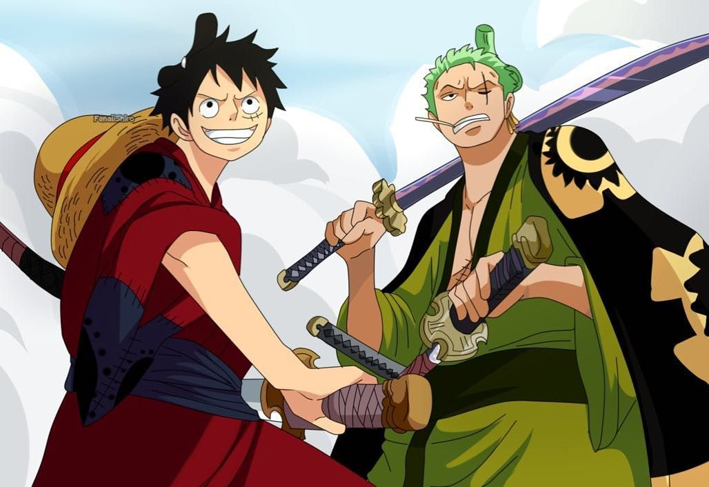 We always effort to show a picture with hd resolution or at least with perfect images. Monkey D Luffy Luffytaro Roronoa Zoro Zorojuro Straw Hat ...